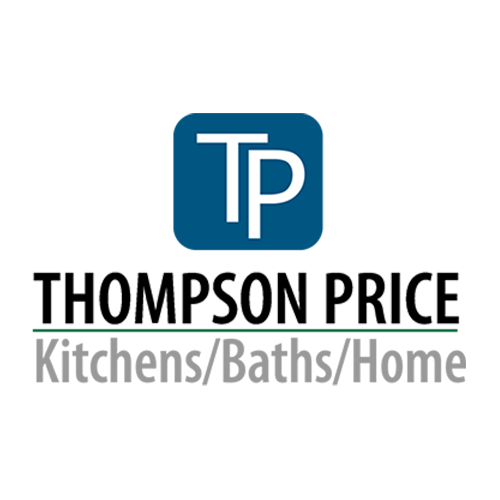 Thompson Price Kitchens, Baths, and Homes.
